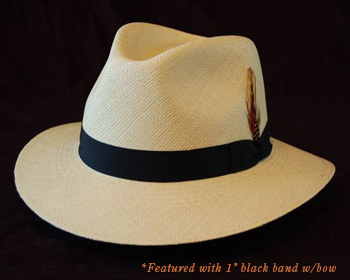 19e119e4af5f0 Custom Fedora (PHC 01) - Panama Hats