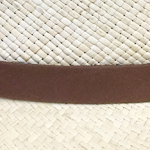 Half inch leather