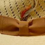 1 1/2 inch tan band