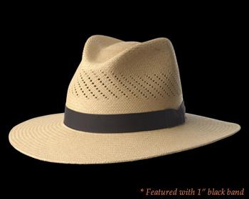 1511c44c435 Custom Brimmed Fedora (PHC 16) - Panama Hats
